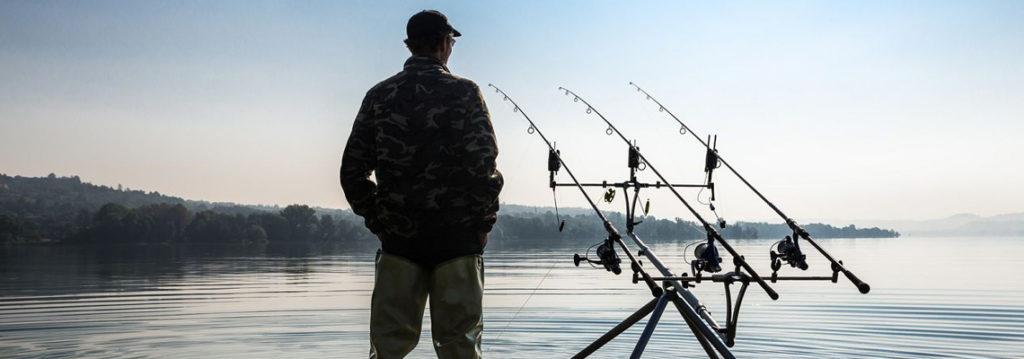 Débuter la pêche de la carpe