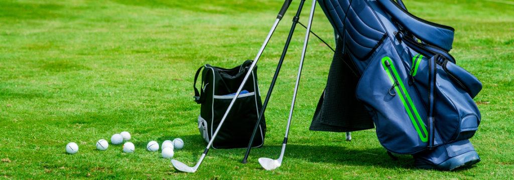 Matériel pour débuter le golf