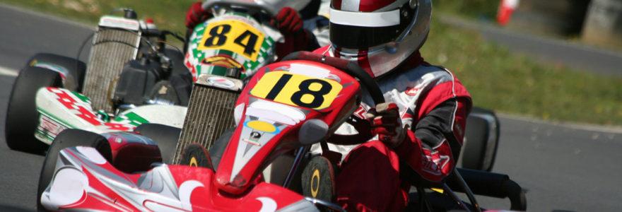 piste de karting à Toulouse